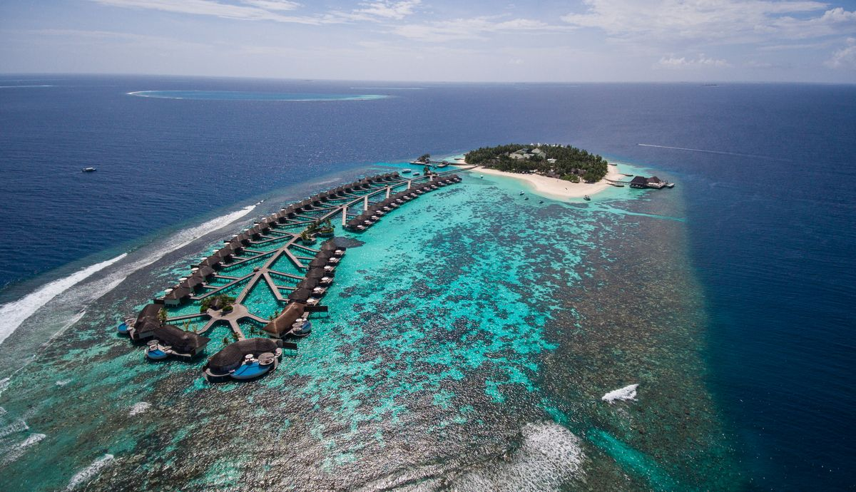 House Reef at W Maldives