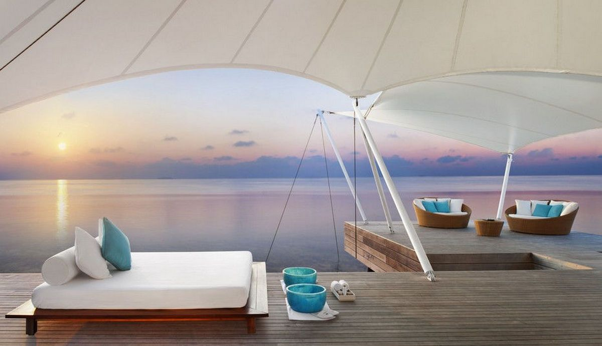 Spa at W Maldives