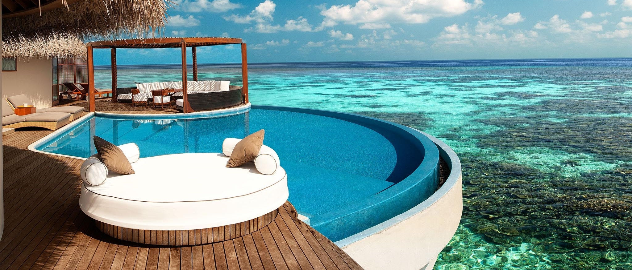 W Maldives - Extreme Wow Ocean Haven Private Pool